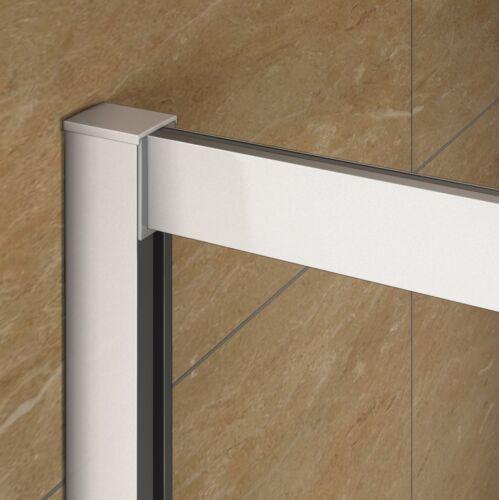 Corner Entry Shower Enclosure Tray Sliding Door Safety Glass Cubicle760 800 900
