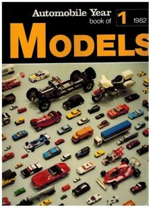 Automobile-Year-Book-of-Models-1-1982-Diecast-Car-Model