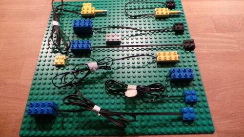 LEGO 9V Technic Mindstorms Dacta Sensors Used You select