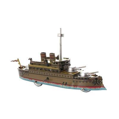 Blechspielzeug 19cm Sonstige Vereinigt Panzerschiff Paya Imitation