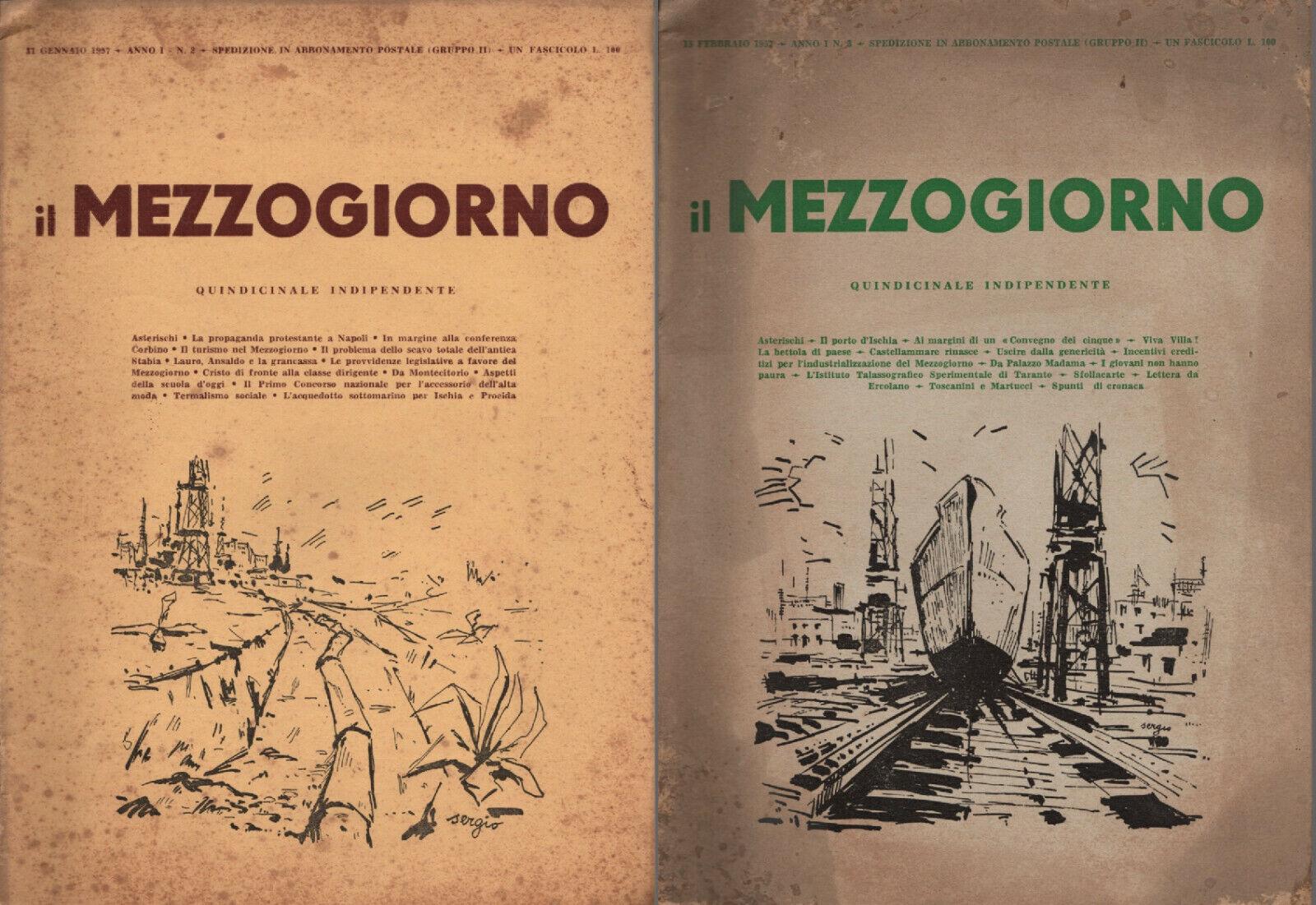 Le vie d'Italia n° 9 + 10, 1966