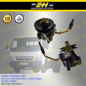 Power-Steering-Pump-For-Fuso-Mitsubishi-Canter-4D31-4D32-57100-5H000