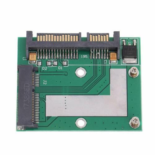 Mini Pci-E Msata da SSD a 6.3cm 6.0 GPS Adattatore Convertitore Scheda Modulo