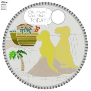 Dinosaure Crap l'arche de Noé-RARE édition limitée pathtag Sparkle NEUF-afficher le titre d`origine d8qyBndi-07134019-563273271