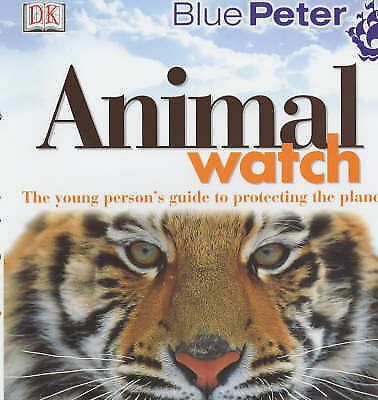 1 of 1 - Very Good, Animal Watch (Planet Action), Few, Roger, Book