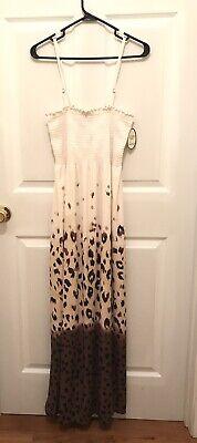 Aspiring Women's Soma Intimates Spaghetti Strap Maxi Dress Size M