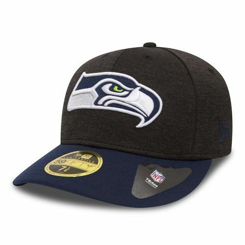 Seattle Seahawks Shadow Tech New Era 59Fifty Low Profile