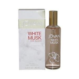 JOVAN WHITE MUSK for WOMEN * Coty * PERFUME * EDC * 3.25 oz * NEW IN BOX