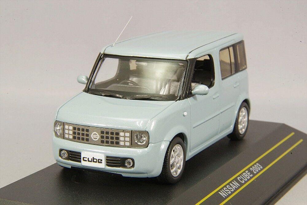 Primeros 43 1 43 Nissan Cube 2003 2003 2003 Azul F43-086 apuesta comprar Regalo F S 3ce6a5