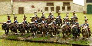 TWO-2-PACK-COMBOS-NEW-Unpaintd-10mm-Old-Glory-Russian-Cavalry-LOW-SHIP-COST
