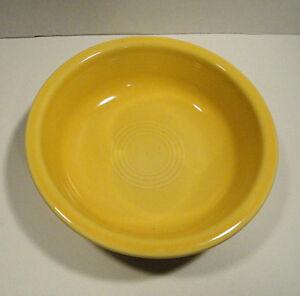 Fiesta-Homer-Laughlin-Soup-Coupe-Yellow-Bowl
