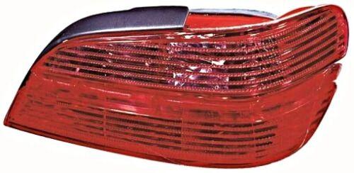 Peugeot 406 1999-2004 Tail Light Red LEFT LH