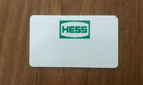 HESS Blank Name Tag New