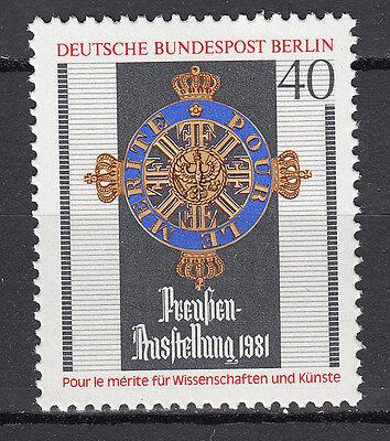 648 Postfrisch Luxus! Berlin 1981 Mi Nr QualitäTswaren