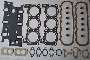 Cabeza-Junta-conjunto-cabe-Ford-Capri-Cortina-Granada-Sierra-Taunus-2-3-V6-Koln-79-87