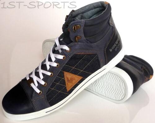 Denim 10 9 Orlean ginnastica Mens da 5 Le Blue Coq Sportif Mid scarpe scarpe a Uk xv70B60q