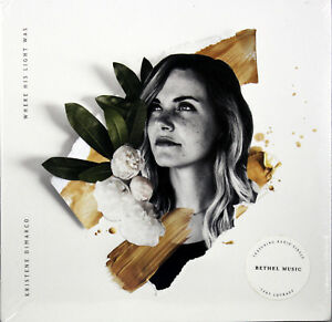 Kristene-DiMarco-Where-His-Light-Was-NEW-CD-Bethel-Music-Contemporary-Christian
