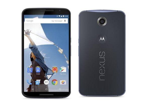 Motorola Google Nexus 6 XT1103 GSM Unlocked Smartphone T-Mobile AT&T