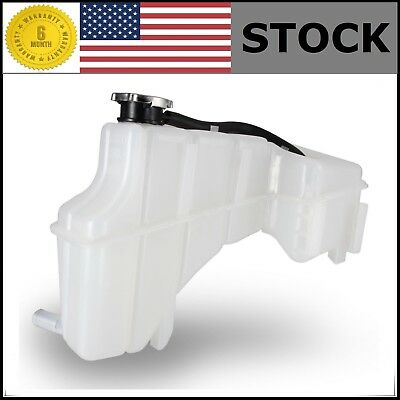 Coolant Recovery Tank Reservoir for Dodge Magnum 2005-2008 2.7 3.5 V6 5.7 6.1 V8