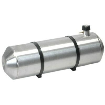 Trike Dune Buggy Rail 10X33 Spun Aluminum Gas Tank 10.75 Gallons With Baffle