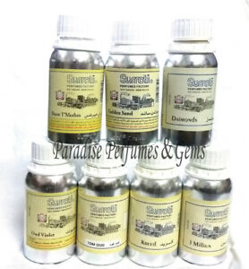 Largest Selection Of Surrati Perfume Fragrance Oil Scents Attar