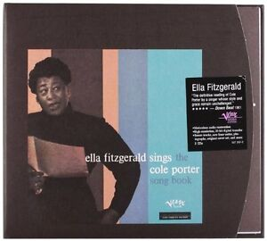 Ella Fitzgerald - Ella Fitzgerald Sings The Cole Porter Songbook [CD]