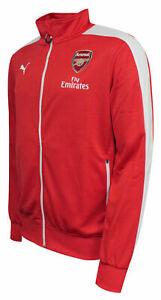 Puma AFC Arsenal T7 Anthem With Sponsor Mens 2014//15 Jacket 746581 01 EE90