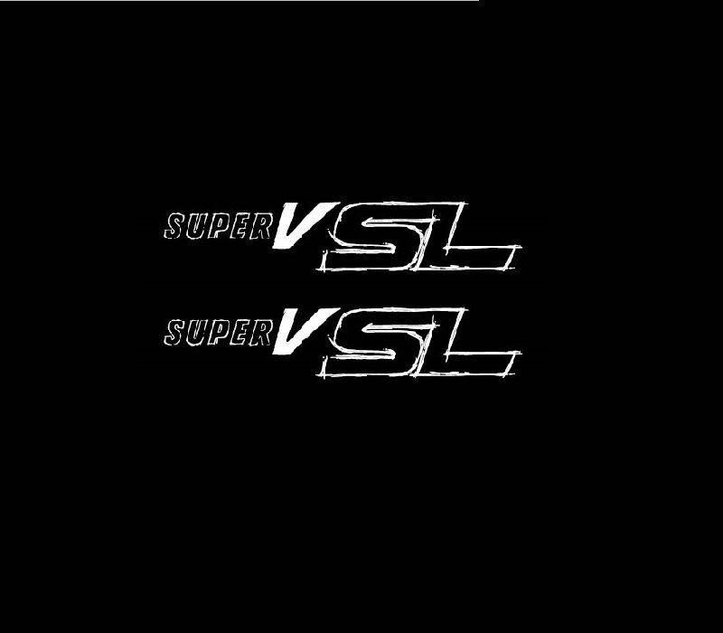 Cannondale Super VSL VSL VSL Autocollants-Decals-Transfers: Blanc. n.9000 664e21
