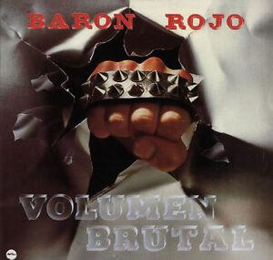 LP-BARON-ROJO-VOLUMEN-BRUTAL-RED-CLEAR-VINYL-LTD-NUMBERED-HEAVY-METAL-SPANISH