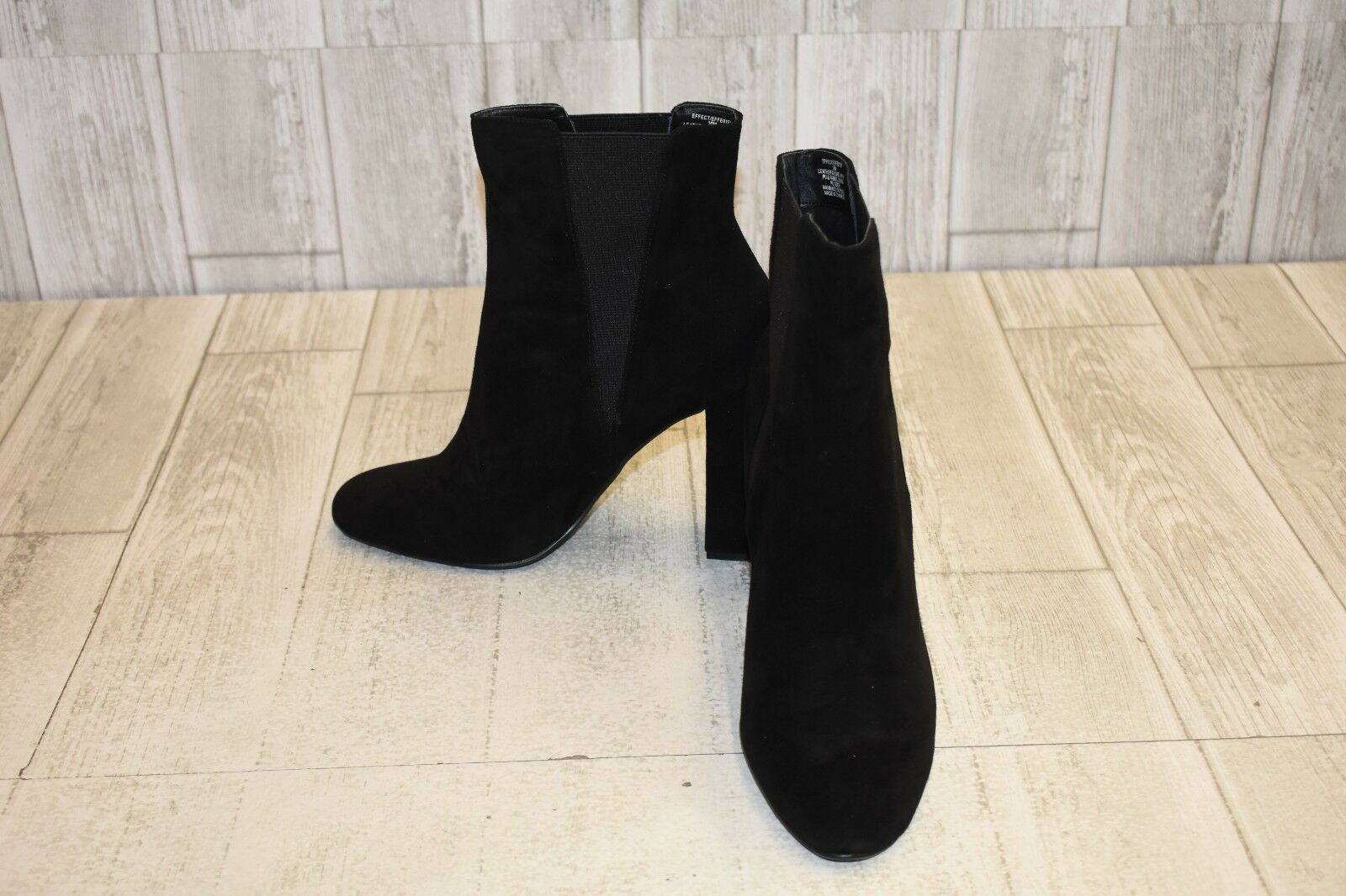 Steve Madden efecto bota-mujer 'S Talla 10M, 10M, 10M, Negro 9c5c1b