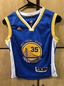 0d36527625a Image is loading Kevin-Durant-Golden-State-Warriors-Jersey-Adidas-Swingman-