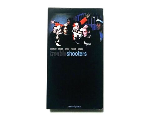 Osiris,1998 TROUBLESHOOTERS The STORM Prequel A VHS SKATE SEALED!