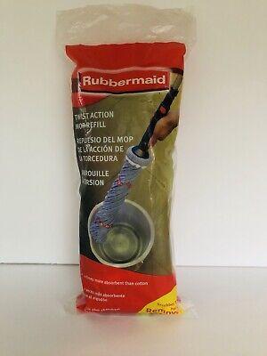Rubbermaid Twist Action Mop Refill 6B12 - New | eBay