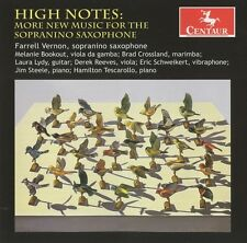 Various Artists, Far - High Notes: More New Music for Sopranino / Various [New C