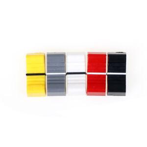10pcs-8mm-Fader-Knob-Cap-Touch-Sensitive-Slider-Ribbed-Mixer-Desk-In-NSER