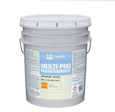 Ppg paint 5 gallon multi pro maintenance latex semi gloss - Weatherall ultra premium exterior paint ...