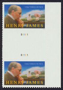 #5105 Henry James, Horizontal Gutter Par [4 ], Nuevo Cualquier 5=