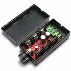 1pc 12V 24V 48V 40A DC Motor PWM HHO RC Controlador de control de velocidad 2000W Max 9-50V