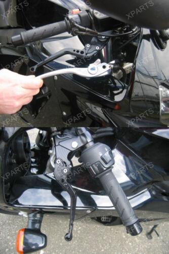 Adjustable CNC Long Brake Clutch Levers For Suzuki Bandit 600 GSF600S 1996-2003