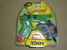 MICROSOFT XBOX LIGHT GUN BLASTER PISTOL CONTROLLER in Green BRAND NEW! MadCatz
