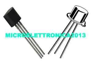 2N2369 Transistor NPN 40V 0,2A 0,36W  12//15ns B 40