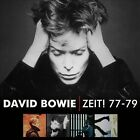 Zeit! 77-79 by David Bowie (CD, May-2013, 5 Discs, Virgin)