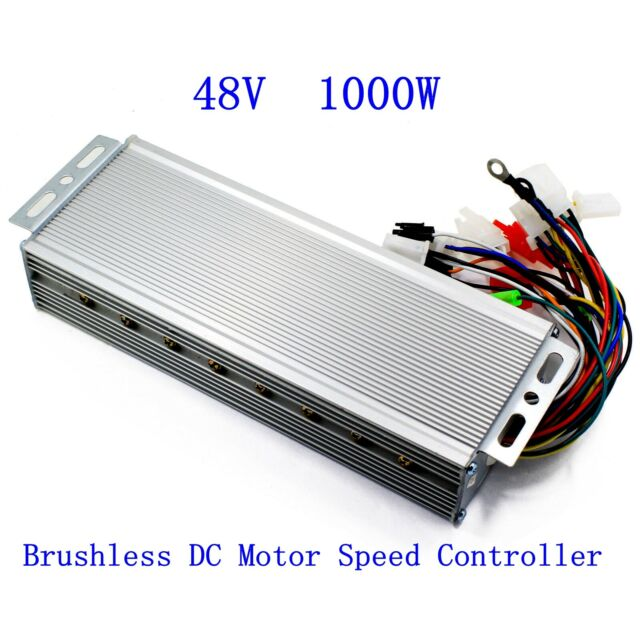 1500W Electric Bicycle E-bike Scooter Brushless DC Motor Speed Controller Best