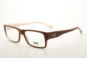 07e986fc78c New Authentic Dolce   Gabbana DG 1210 1866 Brown Beige 53mm Frames ...
