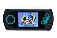 Sega Portable Player With 100 Built In Sega Genesis Games 2.8 Lcd (blue) -