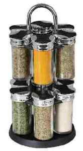 Orii-Rhondel-12PC-spice-jar-revolving-spice-rack-spices-included-crazy-sale