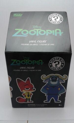 FUNKO Zootopia Mystery Mini Yax