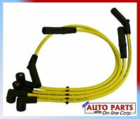 Spark Plug Wires Fits Hyundai Accent 1.5l L4 1995-2003 & Scoupe Turbo 1993-1995