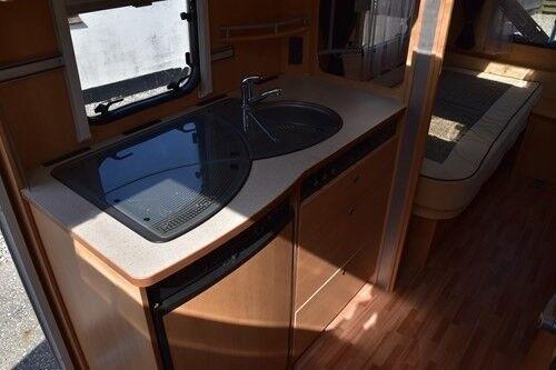 Dethleffs CAMPER 510 V, 2009, kg egenvægt 1090