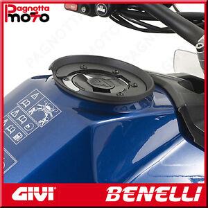 BF02-FLANGIA-GIVI-PER-BORSE-DA-SERBATOIO-TANKLOCK-BENELLI-BN600-600-2013-gt-2017